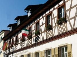 Hotel La Grotta, hotel in Speyer