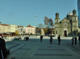 TOP CENTER , MODERN AND QUIET APARTMENT, апартаменты/квартира в Бургасе