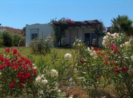 Villa Kos, beach hotel in Mastichari