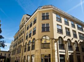 Mamaison Residence Diana, отель в Варшаве