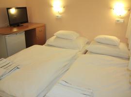 Tisza Corner Hotel, отель в Сегеде