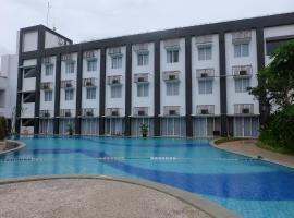 Akshaya Hotel Karawang, hotel in Karawang