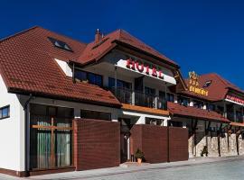 Trzy Korony, hotel near Rzeszów-Jasionka Airport - RZE,