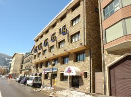 Hotel Roc Del Castell, hotel cerca de Santuari de Meritxell, Canillo