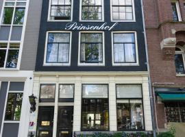 Hotel Prinsenhof Amsterdam, hotel in Amsterdam