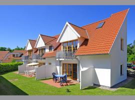 Ferienpark Freesenbruch - Ferienwohnung 4.3, resort village in Zingst