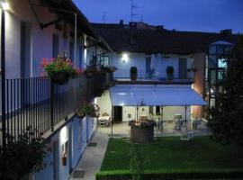 Albergo Antica Dogana, hotell i Asti