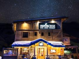 Chamois Lodge, hotel in Les Deux Alpes