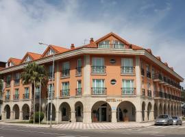 Hotel Bahía Bayona, hotel en Baiona
