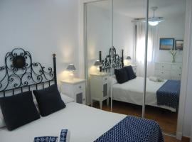 Atlanterra Sol, self-catering accommodation in Zahara de los Atunes