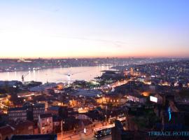 Taksim Terrace Hotel, hotel in Taksim, Istanbul