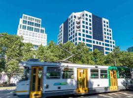 Park Regis Griffin Suites, serviced apartment in Melbourne