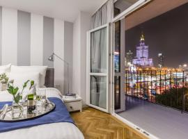 Glam Apartments, apartment in Warsaw