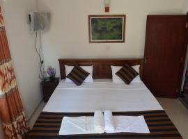 Induruwa Beach Villa, отель в Бентоте