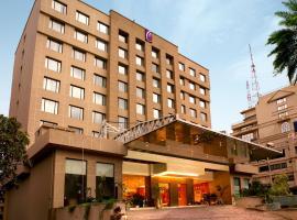 The Chancery Pavilion – hotel w mieście Bengaluru