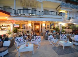 Central Hotel, отель в городе Паралия-Катерини