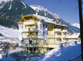 Hotel Garni Waldschlössl, hotel with jacuzzis in Ischgl