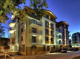 Apartamenty Nautilus, hotel with jacuzzis in Świnoujście