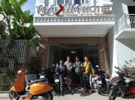Maxim Hotel, khách sạn ở Đà Lạt