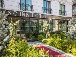 Güvenay Business Hotel, отель в Анкаре
