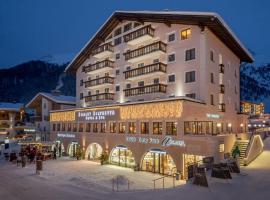 Chalet Silvretta Hotel & Spa, hotel in Samnaun