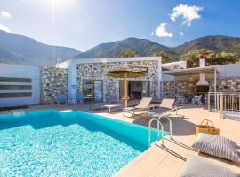 Summer Villas Crete, pet-friendly hotel in Balíon