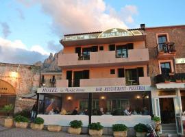 Le monte rosso, hotel in Porto Ota