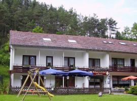 Schatz'n Hof, Hotel in Pottenstein