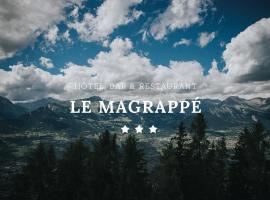Hôtel Magrappé - Like At Home, hotel in Veysonnaz