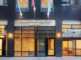 Fairfield Inn & Suites by Marriott New York Downtown Manhattan/World Trade Center Area, hotel in New York