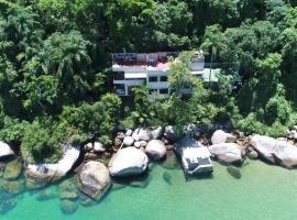 Vila Pedra Mar, hotel in Praia Vermelha
