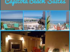 Capitola Beach Suites, hotel near Santa Cruz Beach Boardwalk, Capitola