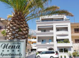 Villa Nena, boutique hotel in Makarska