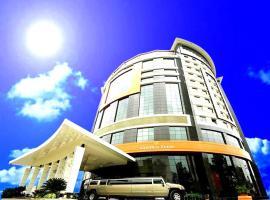 Grand Pasha Luxury Hotel & Casino, hotel near Mevlevi Tekke Museum, North Nicosia