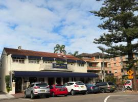 Manly Lodge Boutique Hotel, hotel in Sydney