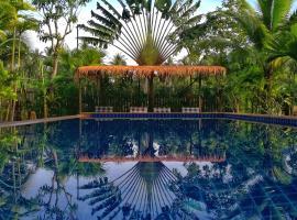 Nongthale Mountain View, hotell sihtkohas Klong Muang Beach