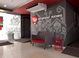 Tune Hotel - Waterfront Kuching, hotel in Kuching