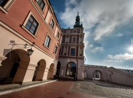 Hotel Zamojski & SPA – hotel w mieście Zamość
