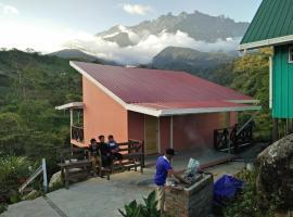 Anjung Rehat Jamsari 2, homestay in Kundasang