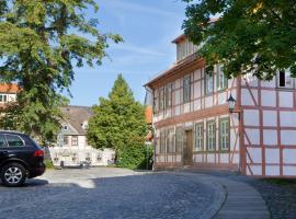 Ferienwohnungen am Klint, apartment in Wernigerode