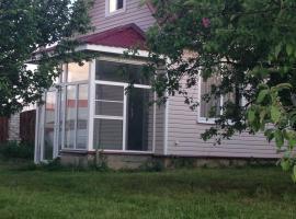 Cozy House at Pereslavl, farm stay in Pereslavl-Zalesskiy