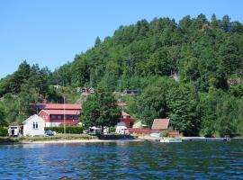 Isefjaer Holiday Centre, hotel near Kristiansand Zoo and Amusement Park, Høvåg
