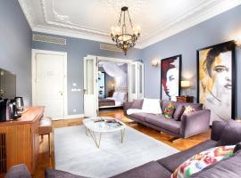 Walton Hotels Taksim Pera Daily Sterilized, מלון ליד כיכר טקסים, איסטנבול