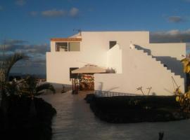 Alma en el Mar, apartment in Tinajo