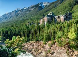 Fairmont Banff Springs, hotel near Banff Gondola, Banff