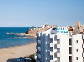 Hotel Mistral, hotel a Termoli