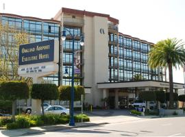 Oakland Airport Executive Hotel, hotel near Oakland International Airport - OAK,