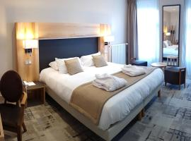 Hotel Le Cercle, budget hotel in Cherbourg en Cotentin
