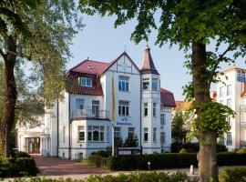 Ringhotel Strandblick, Hotel in Kühlungsborn