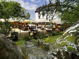 Hotel Estricher Hof, отель в Трире
